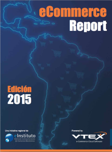 ECOMMERCE REPORT 2015