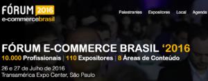 eCommerce Brasil Forum 2016
