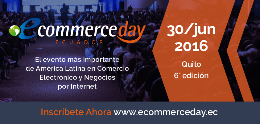 eCommerce DAY Quito 2016