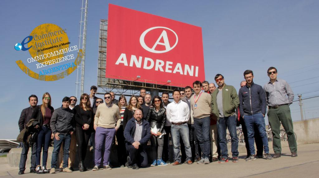 Andreani Omnicommerce Track Logistica eCommerce