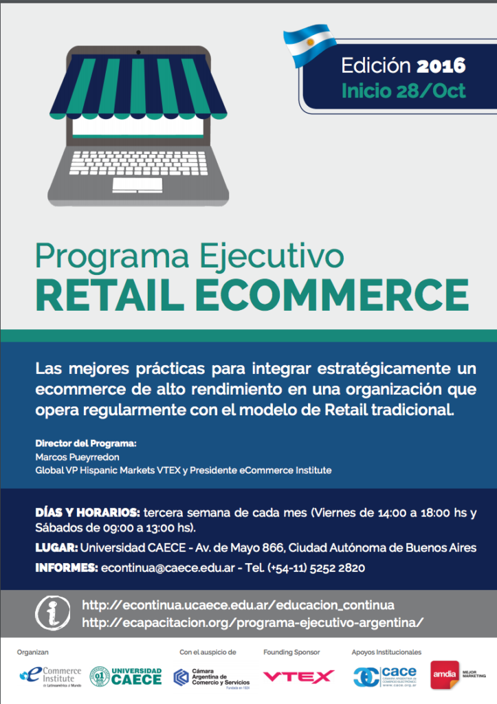 Programa Ejecutivo de Retail eCommerce