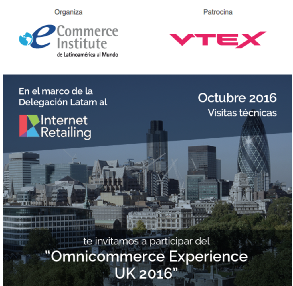 Omnicommerce eCommerce Experience Reino Unido