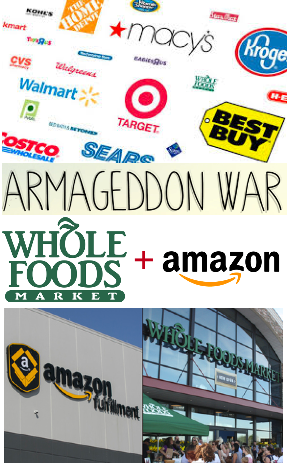 Retail Armageddon War