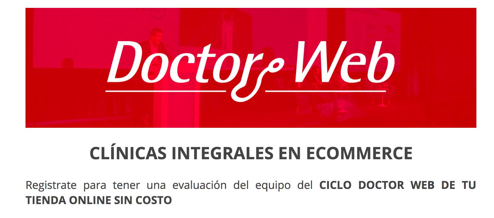 Clinicas Integrales para eCommerce Dr. Web