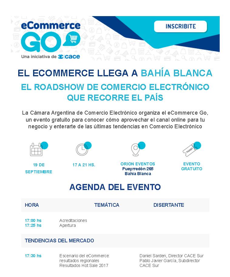eCommerceGO Bahia Blanca