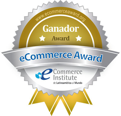 Sello eCommerce Awards del eCommerce Institute